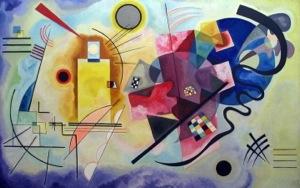 #Kandinsky – Concerning the #spiritual in #art