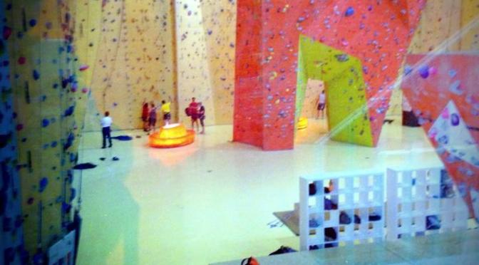 Rock Climbing & Yoga