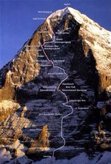 #Eiger #Nordwand – The Beckoning Silence